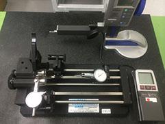 偏心測定器及び表面粗さ測定機