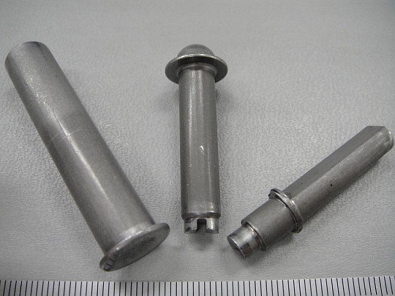 深孔中空(20mm) 異形形状(軸物)部品